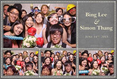 Bing + Simon (06/14/2015)