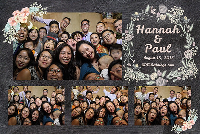 Hannah + Paul (08/15/2015)