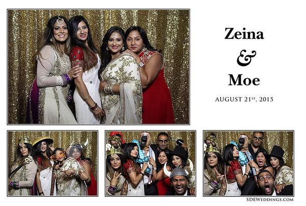 Zeina + Moe (08/21/2015)
